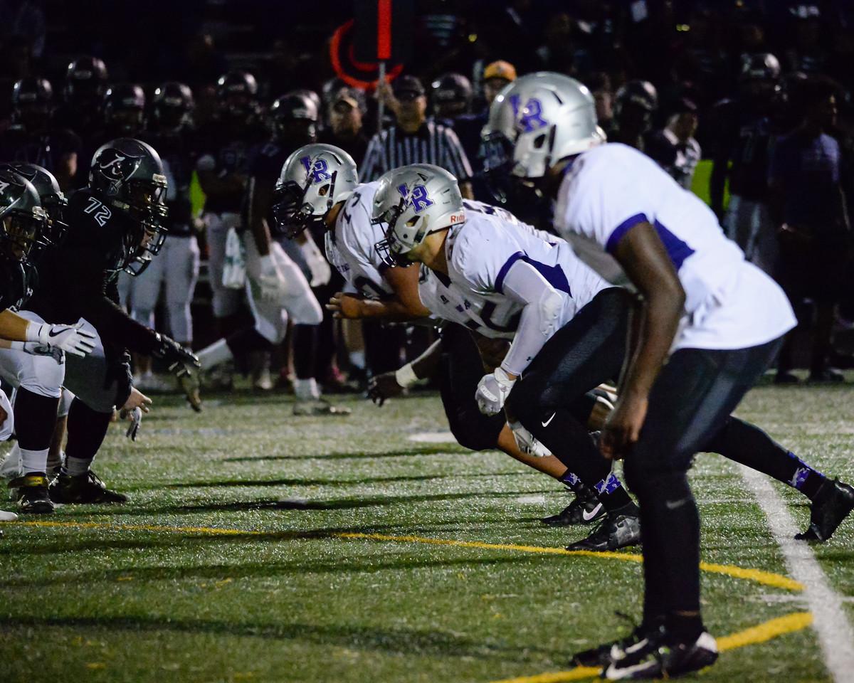 2017 Varsity Football: Long Reach @ Atholton