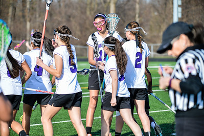 2016 Girls Lax JV_Wilde Lake @ Long Reach