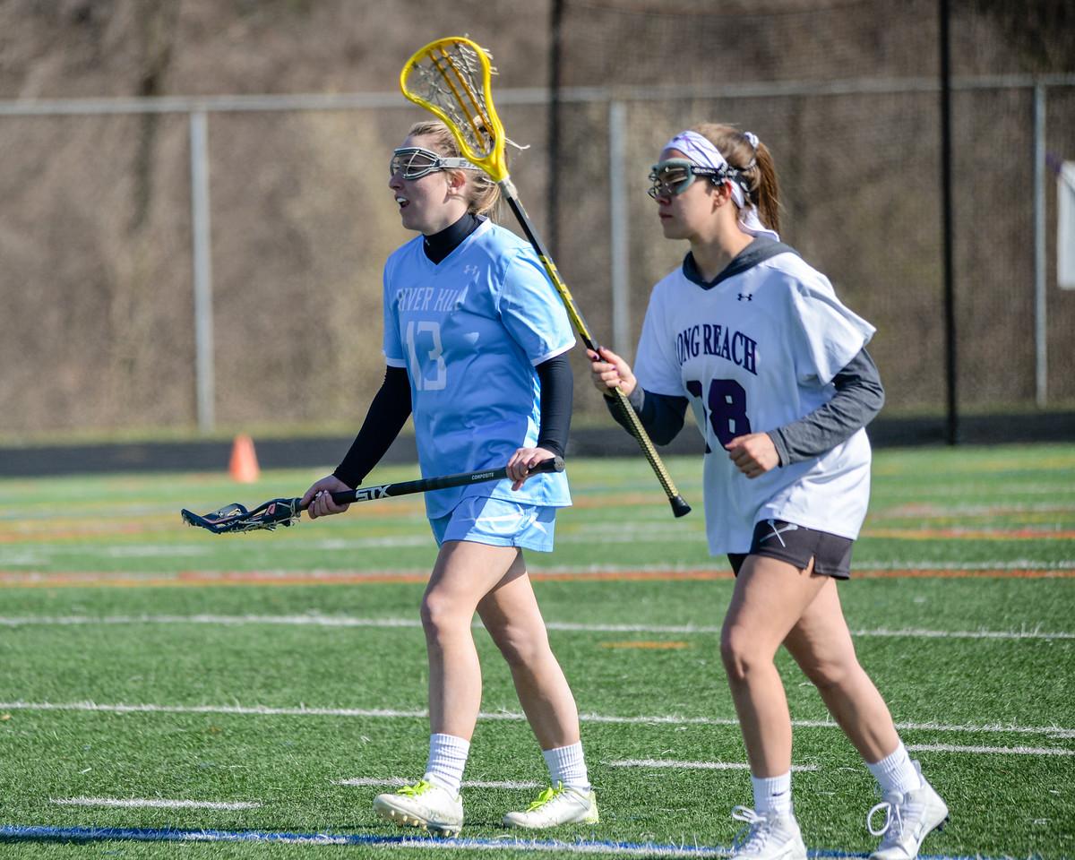 2018 Girls Varsity Lacrosse: River Hill @ Long Reach