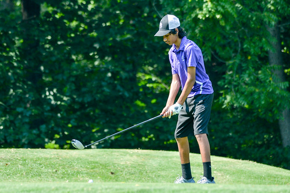 2017 Boys Golf: Long Reach-Wilde Lake