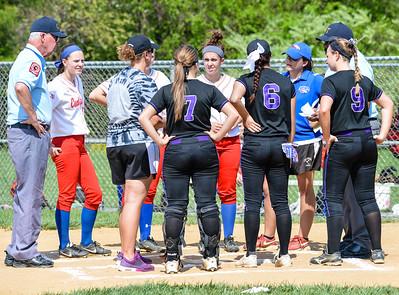 2015 Long Reach @ Centennial Softball Senior Game