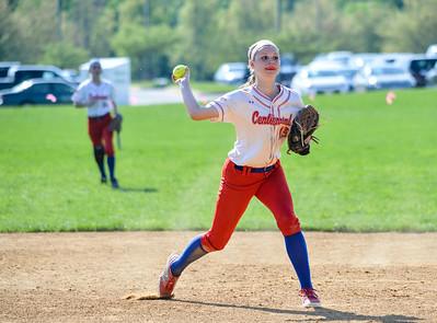 2015 Centennial @ Long Reach Softball Senior Game