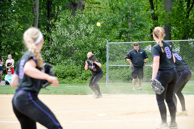2015 Long Reach @ Mt Hebron Softball Playoffs