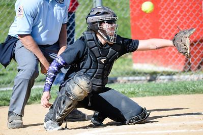 2016 Softball_Long Reach @ Glenelg