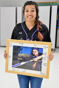 2016 Softball_Long Reach Senior Ceremony
