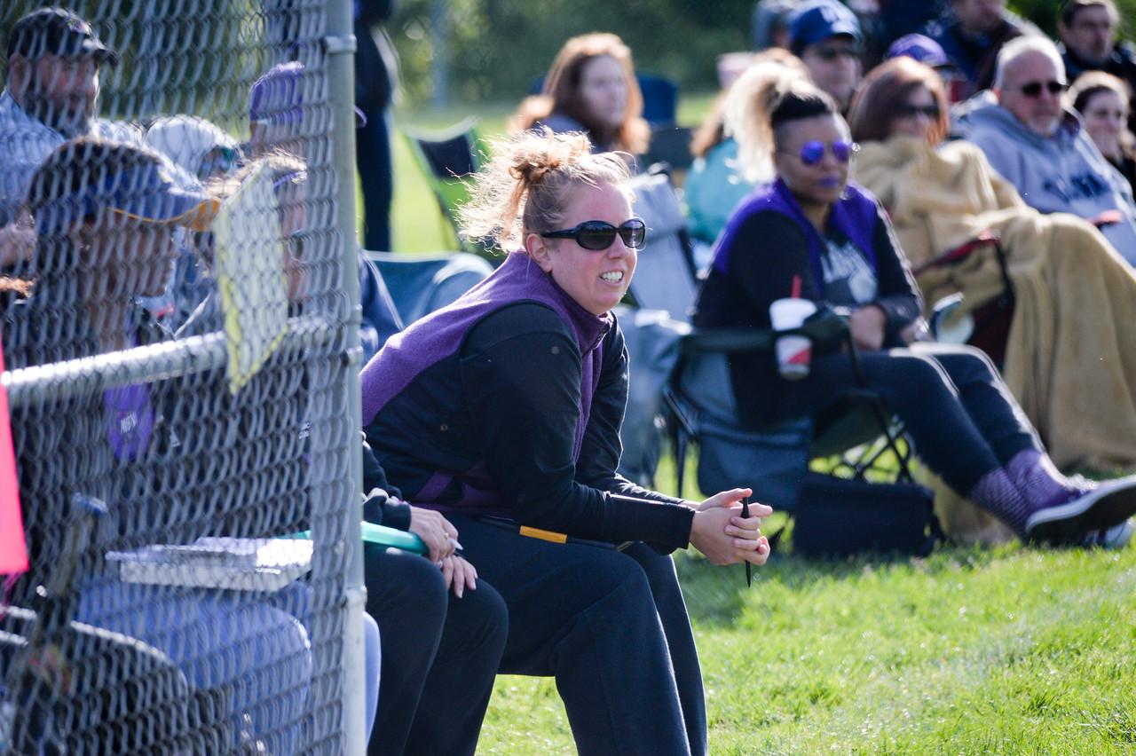 2017 Softball: Marriotts Ridge @ Long Reach