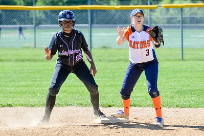 2017 Softball Playoffs: Long Reach @ Reservoir
