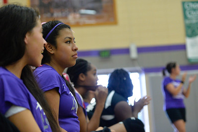 2015 Oakland Mills @ Long Reach Freshman Volleyball