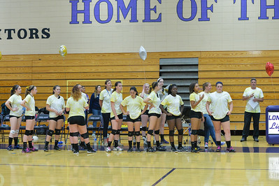 2015 River Hill @ Long Reach Volleyball