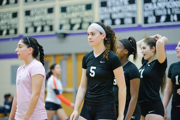 2015 Volleyball_Oakland Mills @ Long Reach