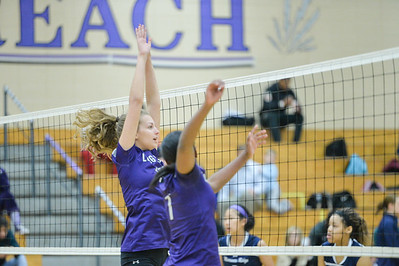 2016 JV Volleyball: Marriotts Ridge @ Long Reach