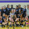 2017 Varsity Volleyball: Howard @ Long Reach