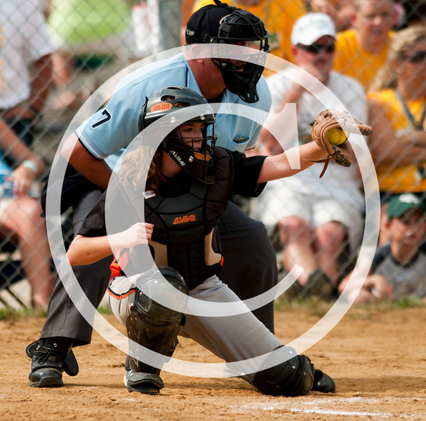 Conner Vs Ryle 9th Region Championship Game 6-5-10 at NKU.(Cincysportszone/Scott Davis)