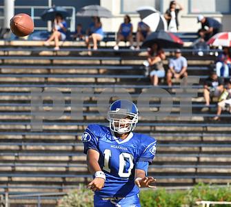 "08-14-09 Moanalua JV Football (6) ""vs"" Mililani JV Football (21) - Photos by Alan Kang"