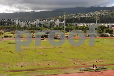 """09-05-09 Moanalua """"vs"""" Anuenue - Photos by Alan Kang"""