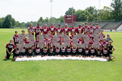 Cheatham Cubs Football Team Pics