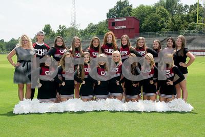 Cheatham Cubs Football Team Pics