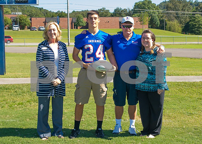 Harpeth Football Player of the Week