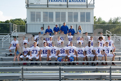 Harpeth Football Team Pics