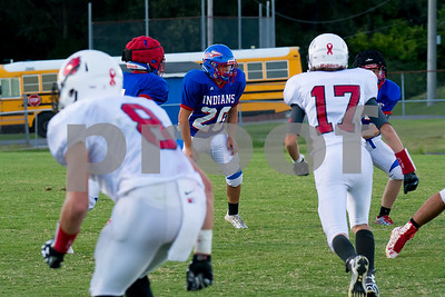 Harpeth JV Vs Hickman County