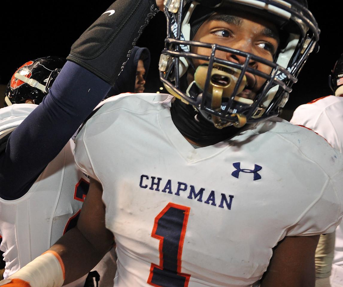 Chapman at Newberry