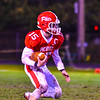 North MIddlesex's Joe Haskins runs with the ball. Nashoba Valley Voice/Ed Niser