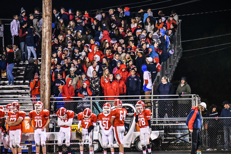 North Middlesex fell to Quabbin Friday night at John E. Young Memorial Field. Nashoba Valley Voice/Ed Niser