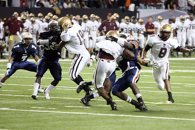 2007 1st Half Northside WR vs Tucker (Playoffs @ GA Dome)