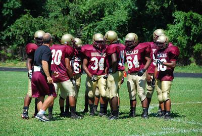 Douglass vs. Parkdale 9/1/07