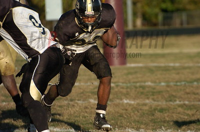 Douglass vs Gwyn Park 10-19-09