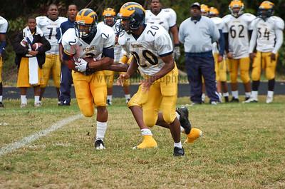 Douglass vs Potomac 10-10-09
