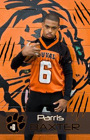 Duval 2009 Photo Day Individuals (Varsity)