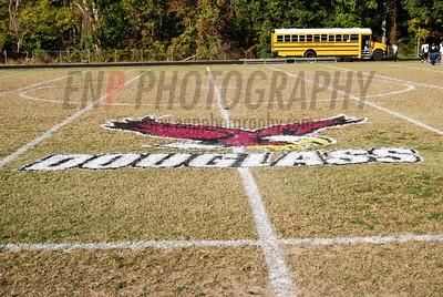 Douglass vs Forestville 10-23-10 (Homecoming)
