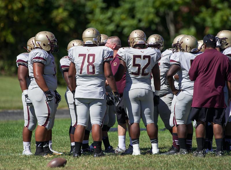 Douglass vs. Crossland: Varsity Football