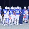 Varsity Football held at Home,  Arizona on 9/23/2016.
