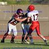 Freshman Football held at Home,  Arizona on 8/15/2016.