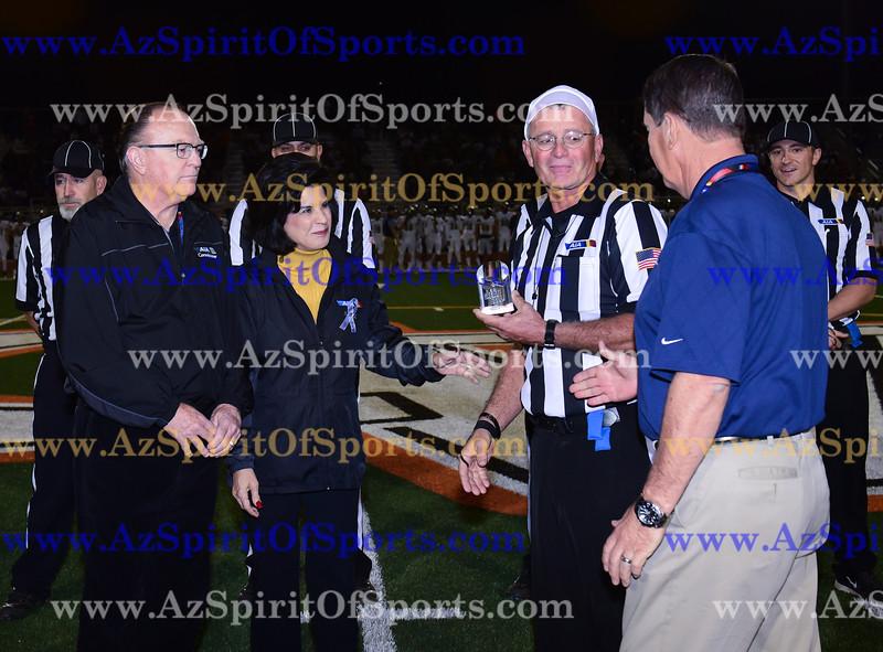Football held at Home,  Arizona on 11/18/2017.