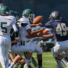 Mission Prep JV Football 9/6/183:09:20 PM <br /> <br /> Photo by Owen Main