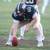 Miss Prep football hosted Greenfield at Mission Prep field in San Luis Obispo. 9/7/185:38:05 PM <br /> <br /> Photo by Owen Main