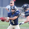 Miss Prep football hosted Greenfield at Mission Prep field in San Luis Obispo. 9/7/185:37:34 PM <br /> <br /> Photo by Owen Main