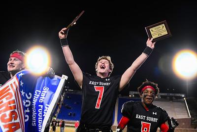 Tarboro vs. East Surry - 1AA NCHSAA Football State Championship 2019