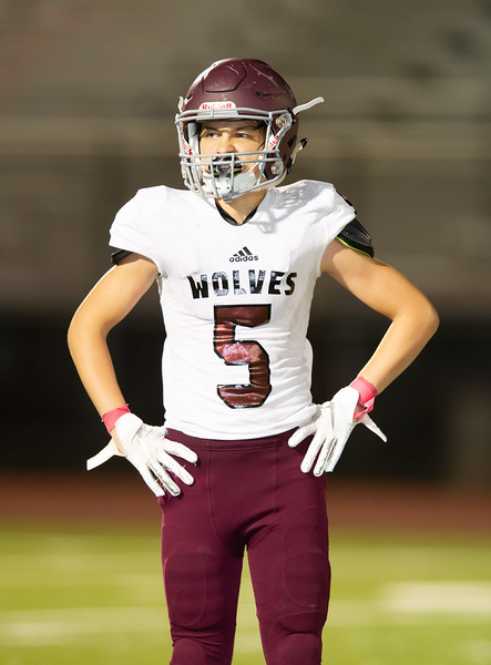 1952372019-10-03 fb Desert Mountain JV at Paradise Valley held at Home,  Arizona on 10/3/2019.