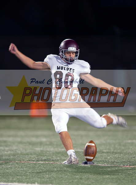 2033562019-10-11 fb Desert Mountain vs North Canyon held at Home,  Arizona on 10/11/2019.