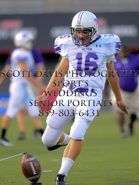 Moeller Vs Elder Nippert  Stadium 10-8-10 (CincySportsZone/Scott Davis)