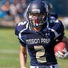 Mission Prep JV Football 9/6/183:03:22 PM <br /> <br /> Photo by Owen Main