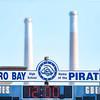 Mission Prep football visited Morro Bay 4/16/21