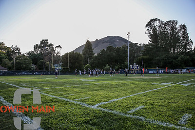 Mission Prep hosted Woodlake in the 2019 opener