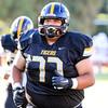 San Luis Obispo High School Football hosted San Marcos. Photo by Owen Main 9/6/19