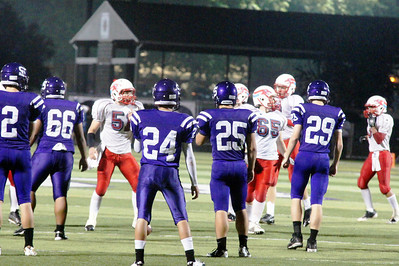 SunsetHS Varsity Football 20100917 Bryce