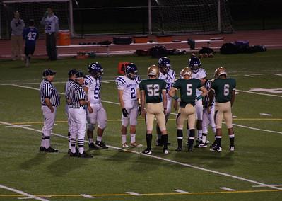 SunsetHS Varsity Football 20101001 vs Jesuit